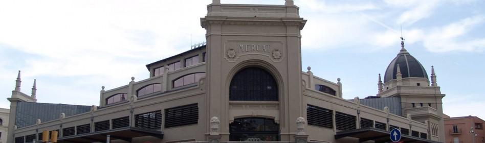 Mercat Central de Sabadell - Paramentos exteriores protegidos con antigraffiti STONE PROTECT-S