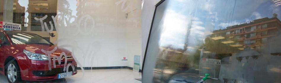 CITROEN - Recuperació vidres.