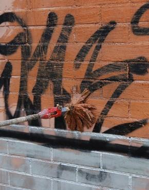 Aplicaciones con Graffiti Remover Red