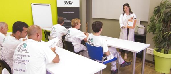 NTP imparte curso de formación a la empresa de servicios IPL, S.L.