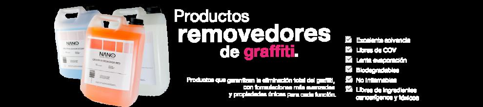 Eliminadores de graffiti
